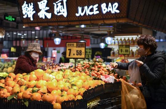 China's resident nominal disposable income up 3.9 pct in Ja